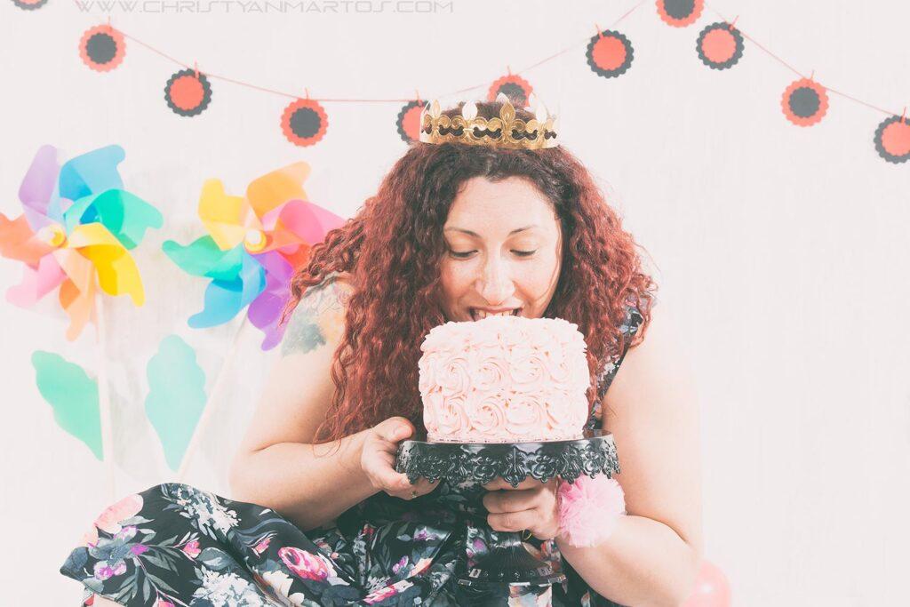 Destroza tu tarta