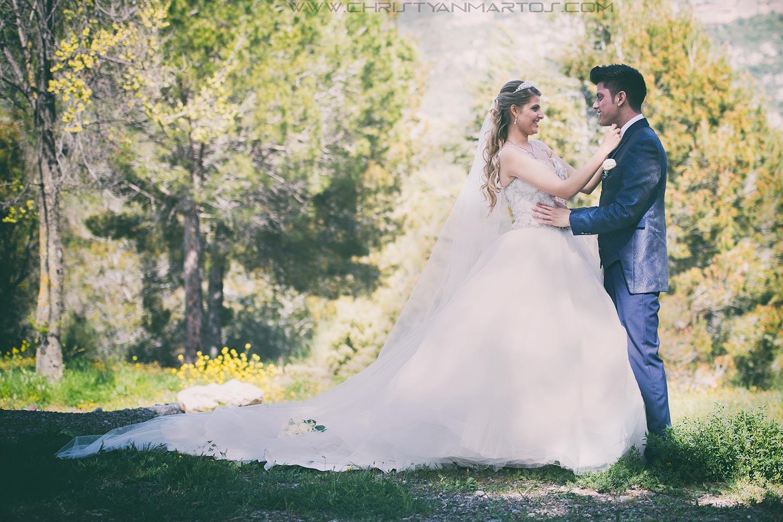 boda en el Hotel Bruc