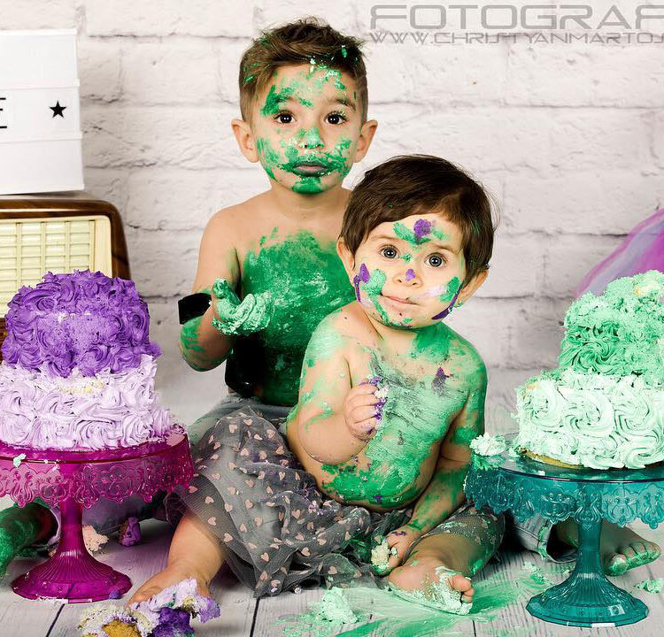 Smash Cake Barcelona